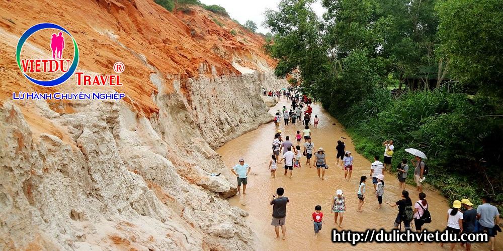 Tour Phan Thiết – Mũi Né – Hòn Rơm 3 ngày 2 đêm – Resort 2 sao