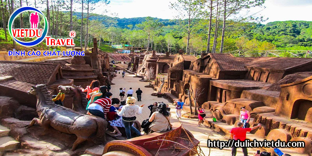 Tour Phan Thiết – Đà Lạt 4 ngày 3 đêm ( Resort 3 – 4 sao)