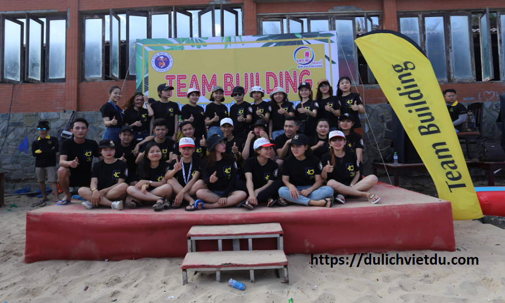 Team Building Phan Thiết 3 ngày 2 đêm