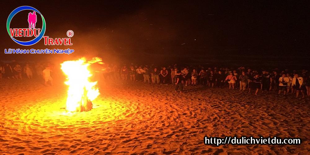 Tour Coco Beach Camp 2 ngày 1 đêm