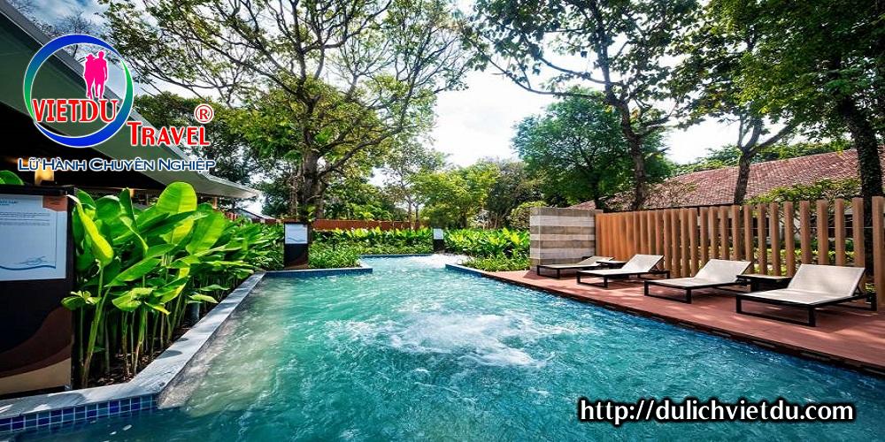 Tour Bình Châu 2 ngày 1 đêm – Bình Châu Hot Spring Resort 4 sao