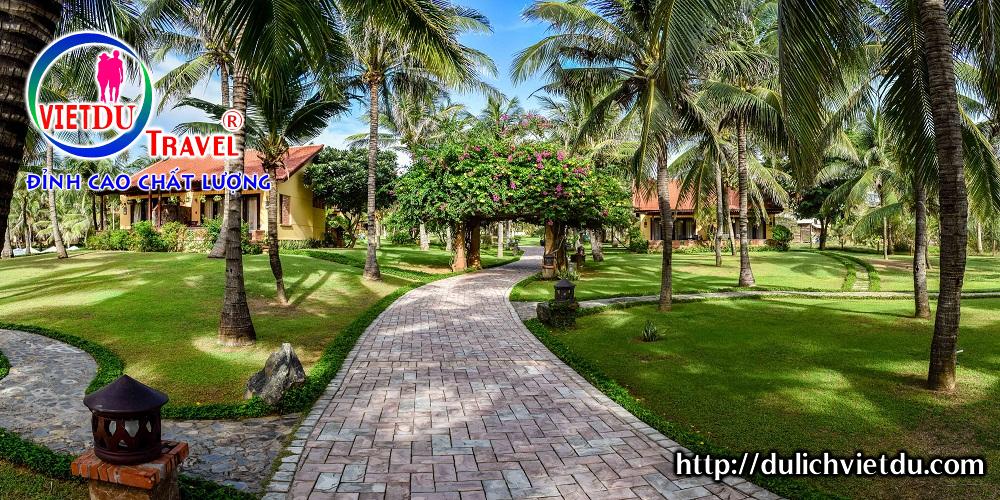 Tour Phan Thiết 2 ngày 1 đêmở Resort Pandanus 4 sao