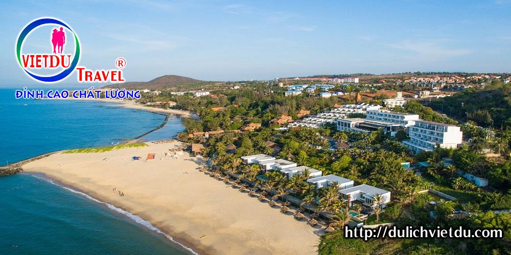Tour Phan Thiết ở The Cliff Resort & Residences 2 ngày 1 đêm