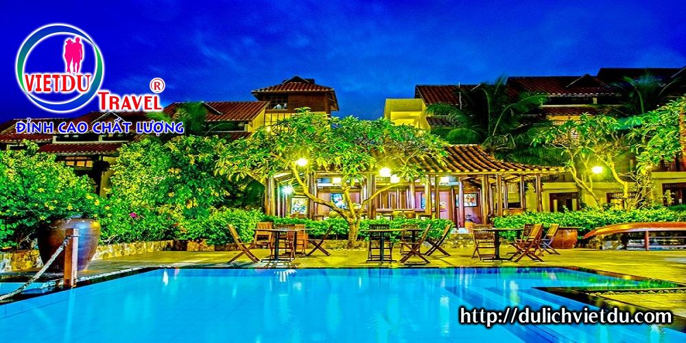 Tour Phan Thiết ở Resort Romana 4 sao 2 ngày 1 đêm