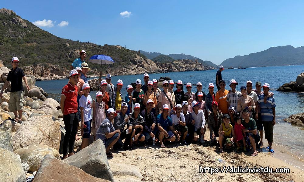 Tour Đảo Bình Ba 2 ngày 2 đêm - Công Ty Kim Nga
