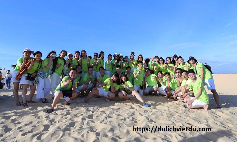 Tour Phan Thiết 3 ngày 2 đêm - Team Phạm Chúc