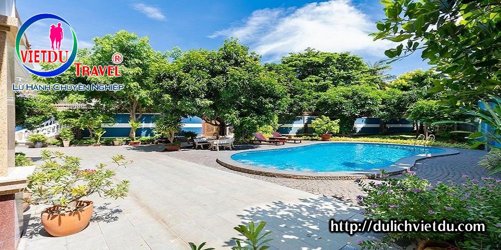 Tour Vũng Tàu ở Biệt Thự 2 ngày 1 đêm – Có hồ bơi