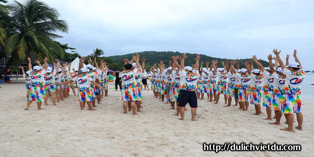 Team Building Phú Quốc Công Ty Lami