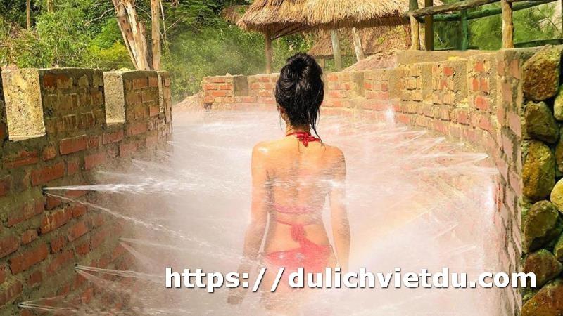 Tắm Bùn Tháp Bà Nha Trang