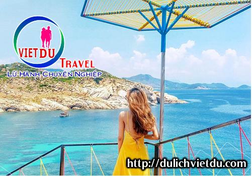 Tour Đảo Bình Hưng Ninh Chữ Vĩnh Hy