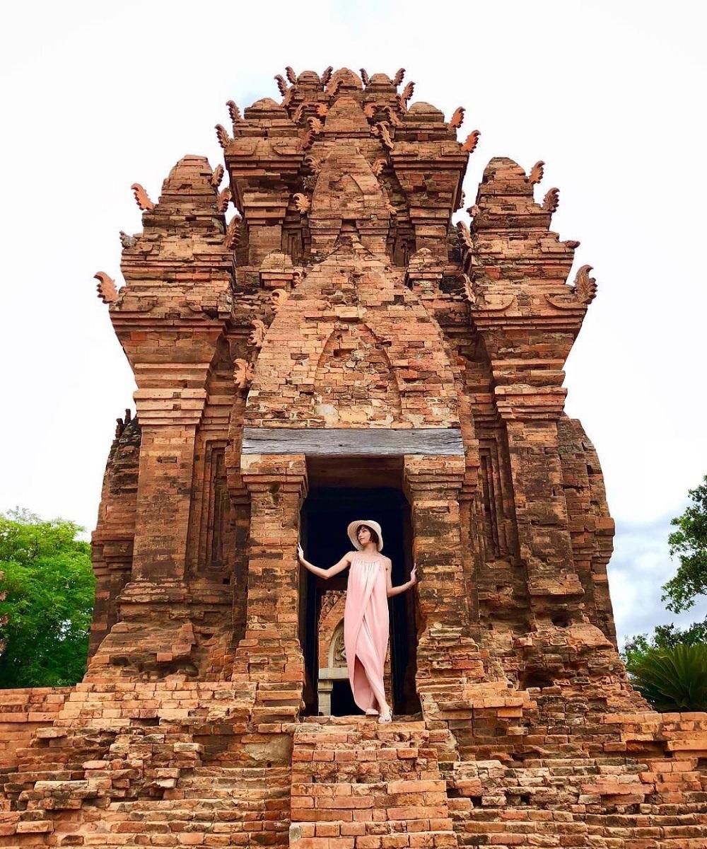 Tháp Chàm Po K'long Garai