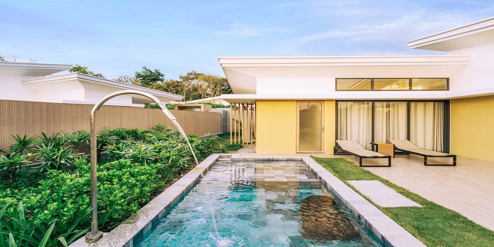 Villa tại Bình Châu
