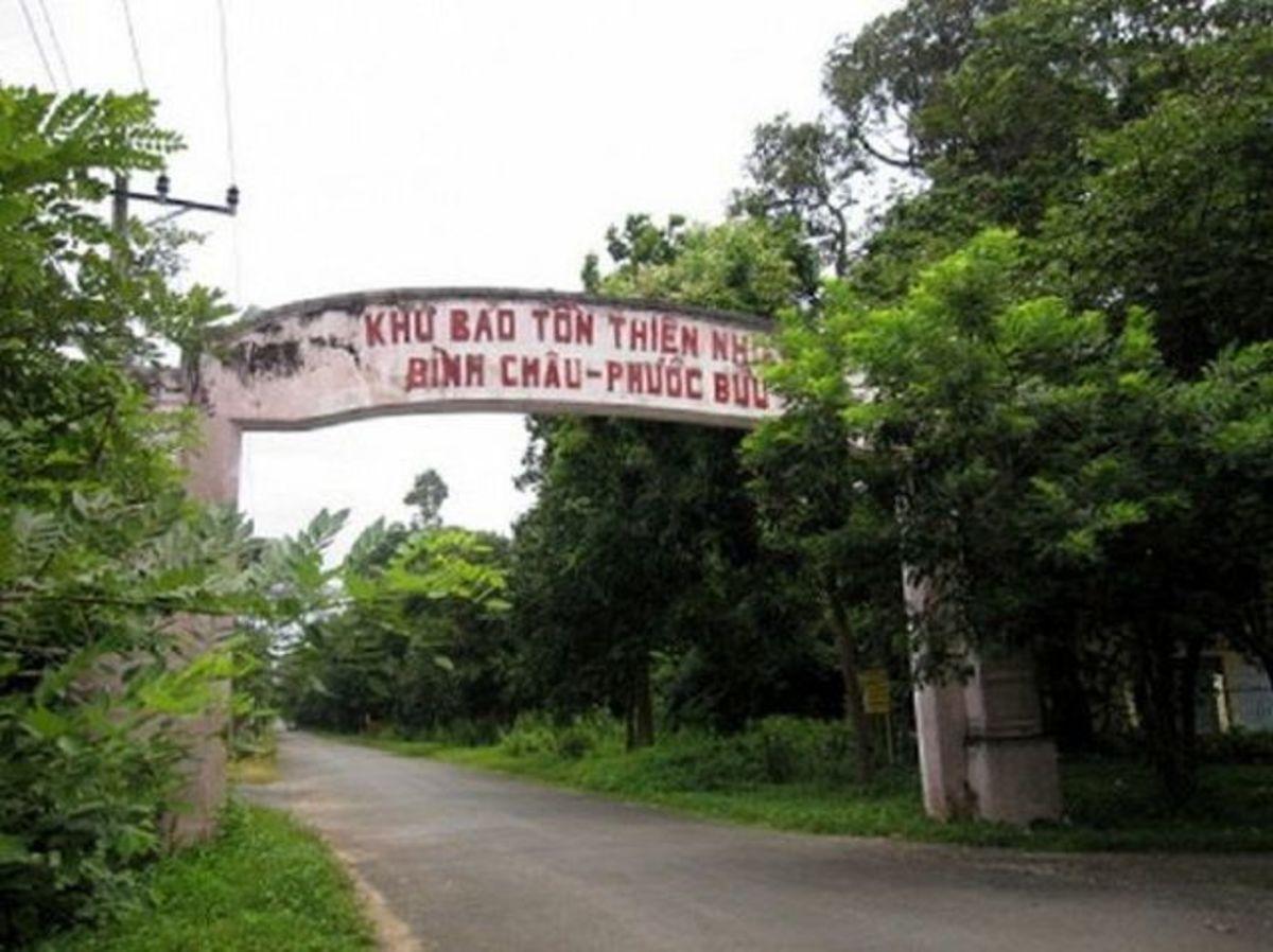 Khu Bảo tồn Thiên nhiên Bình Châu Phước Bửu