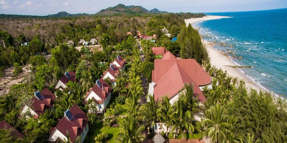 Resort Hương Phong Hồ Cốc