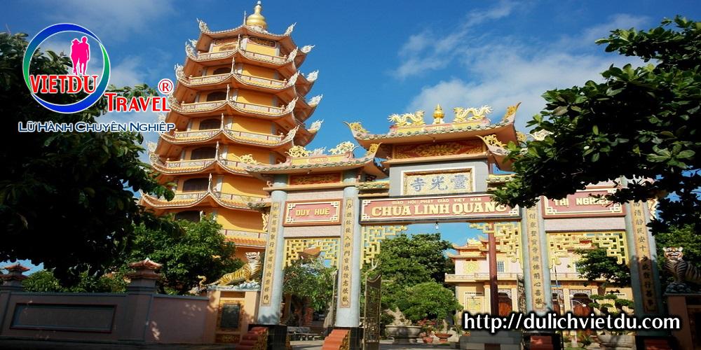 Chùa Linh Quang Phú quý