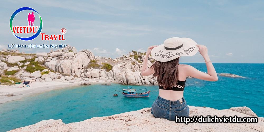 Tour Phan Thiết – Đảo Cù Lao Câu 3 ngày 2 đêm