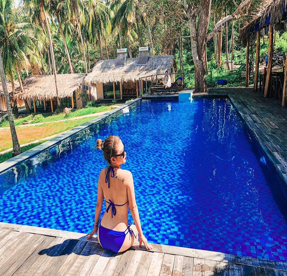 resort Langchia Nam Du