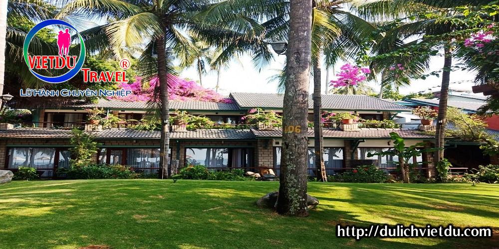 Tour Phan Thiết 2 ngày 1 đêm ở Resort Hoàng Ngọc 4 sao