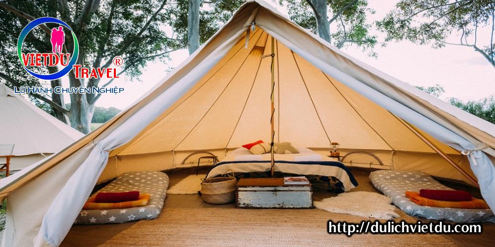 Tour Coco Beach Camp ở lều khuyến mãi