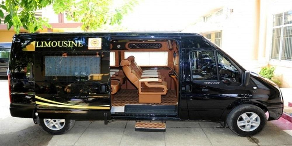 Xe VIP Limousin đi Vũng Tàu