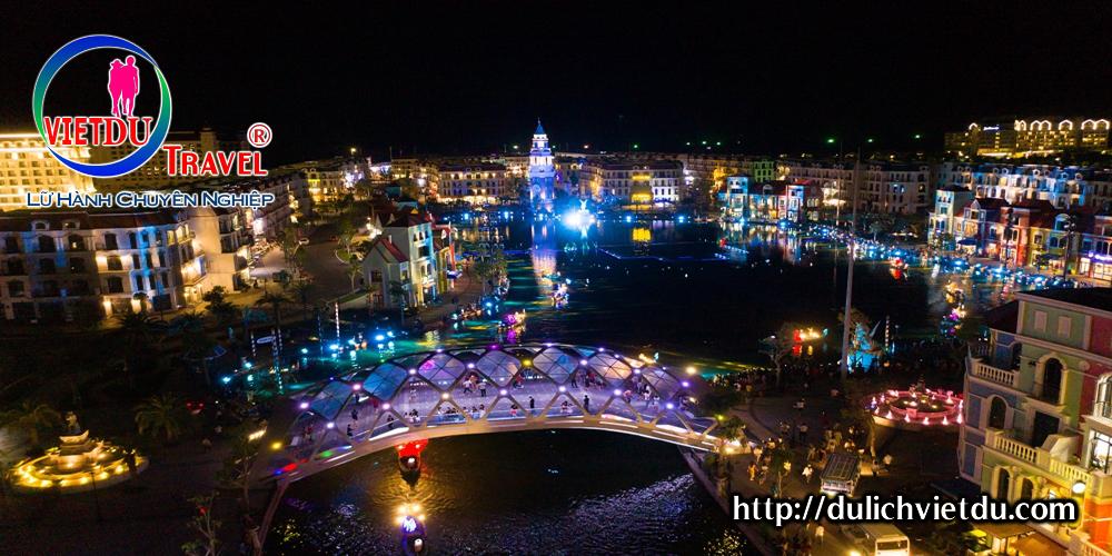 Sân khấu Triệu Đô Grand Worl Phú Quốc