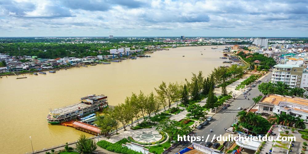 Bến Ninh Kiều – Biểu tượng của xứ Tây Đô