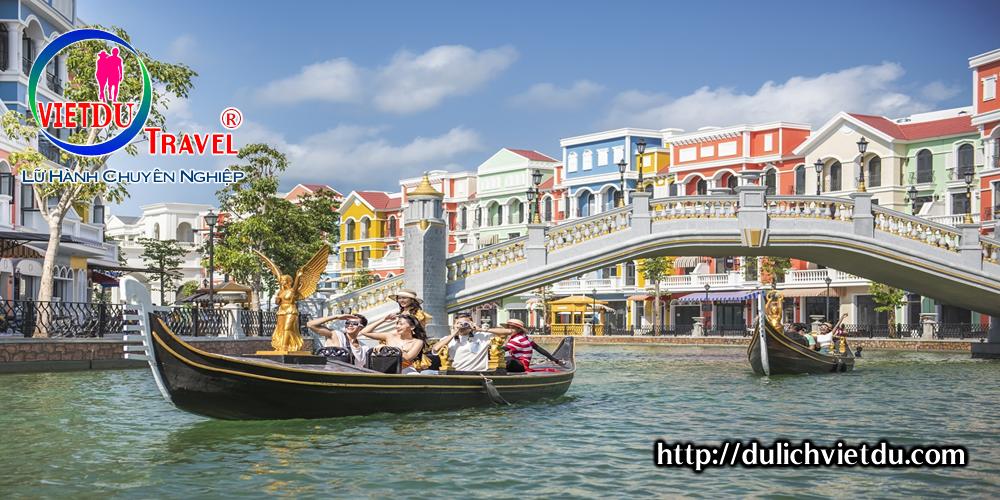 Tour Phú Quốc – Grand World – Safari – Vinwonder 3 ngày 2 đêm