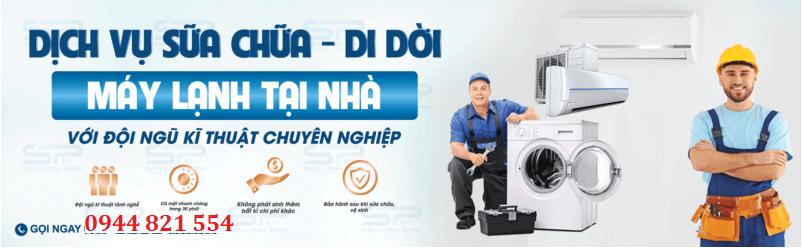 Sửa máy lạnh tại Phan Thiết