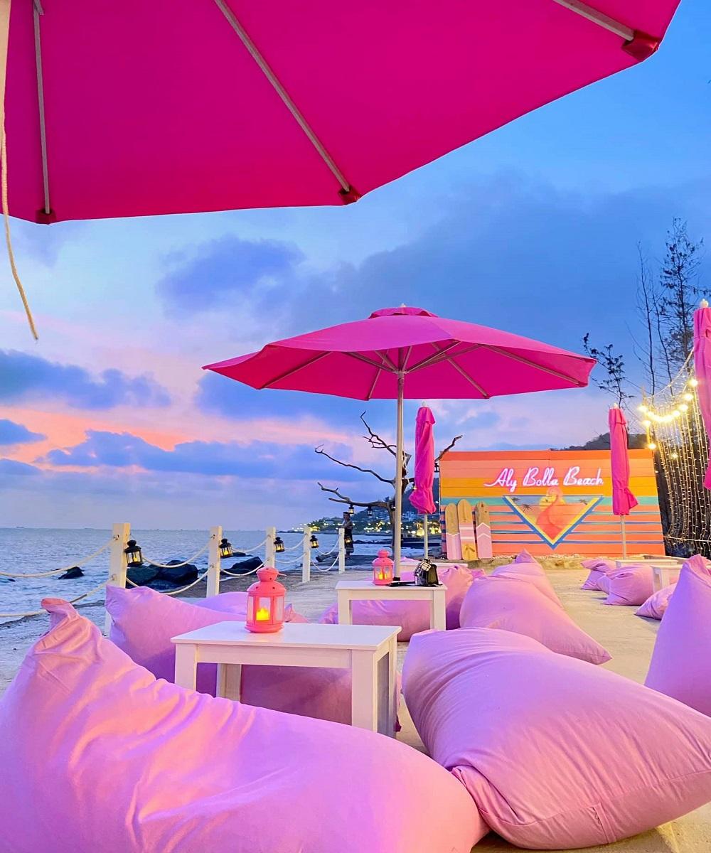 Top 4 quán Cafe View sát biển Vũng Tàu